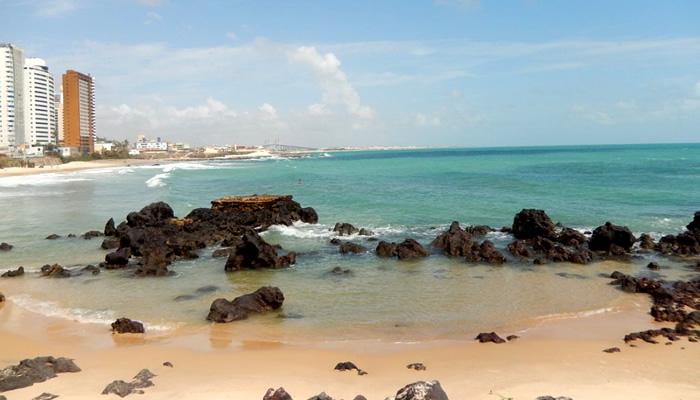 Praia dos Artistas, Natal/RN: Mar