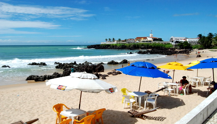 Praia dos Artistas, em Natal/RN