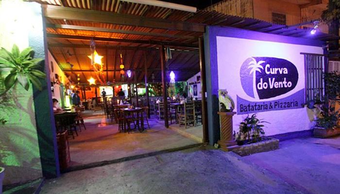Onde comer na Praia de Ponta Negra: Restaurante Curva do Vento