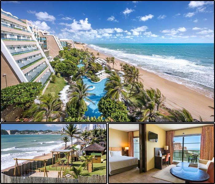 Melhores Hotéis da Praia dos Artistas, Natal/RN: Serhs Natal Grand Hotel & Resort