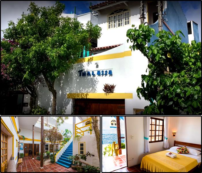 Hotéis e Pousadas na Praia dos Anjos: Thalassa Pousada