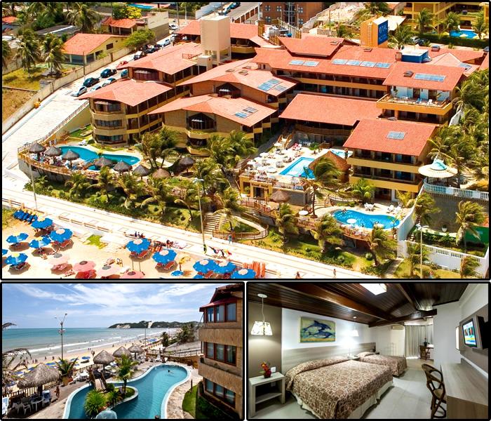 Melhores Hotéis e Pousadas em Ponta Negra, Natal/RN: Visual Praia Hotel