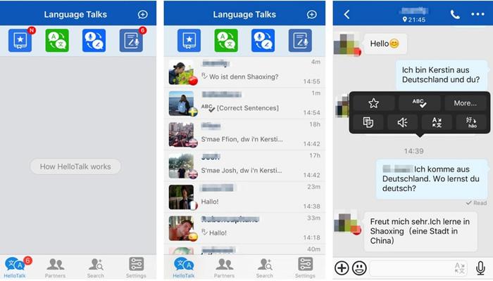 Como conhecer e conversar com pessoas de outros países pela Internet: Aplicativo HelloTalk