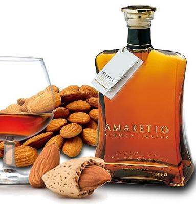 Bebidas Típicas da Itália: Amaretto