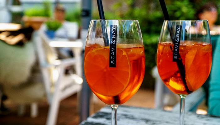 Bebidas Típicas da Itália: Aperol Spritz