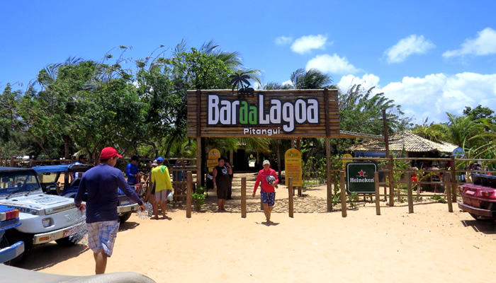 O que fazer na Lagoa de Pitangui: Bar da Lagoa
