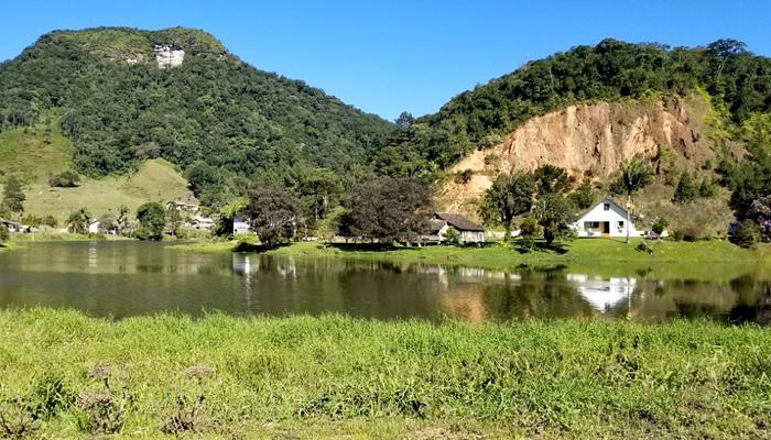 O que fazer em Rio dos Cedros/SC: Barragem do Rio Bonito