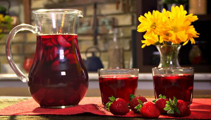 Bebidas Típicas do Chile: Borgoña (Borgonha) chilena