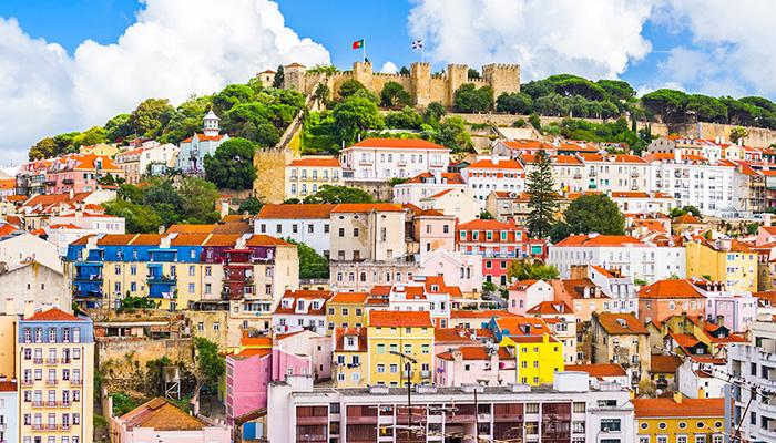 Como ir de Lisboa a Madri: Casas em Lisboa