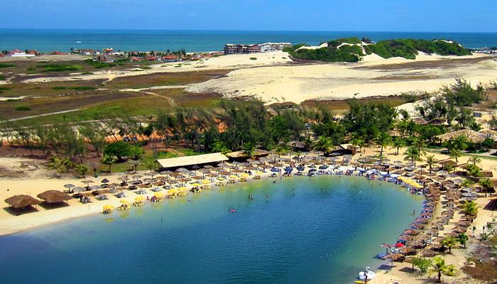 Conheça a Lagoa de Pitangui, em Extremoz-RN