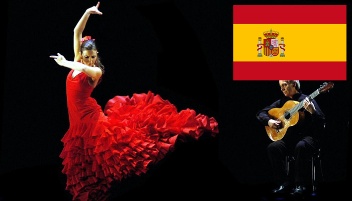 Danças Típicas da Espanha