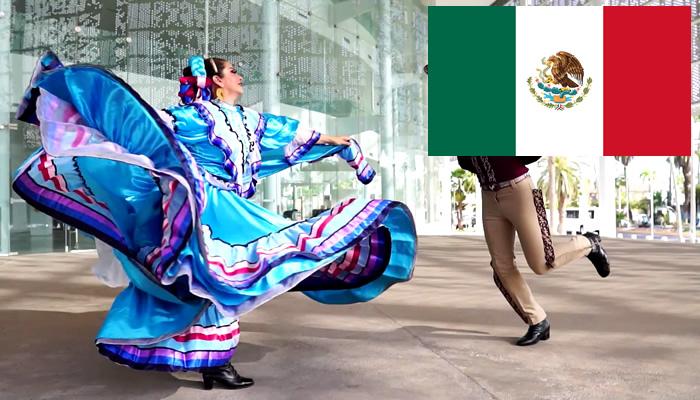 Danças Típicas do México