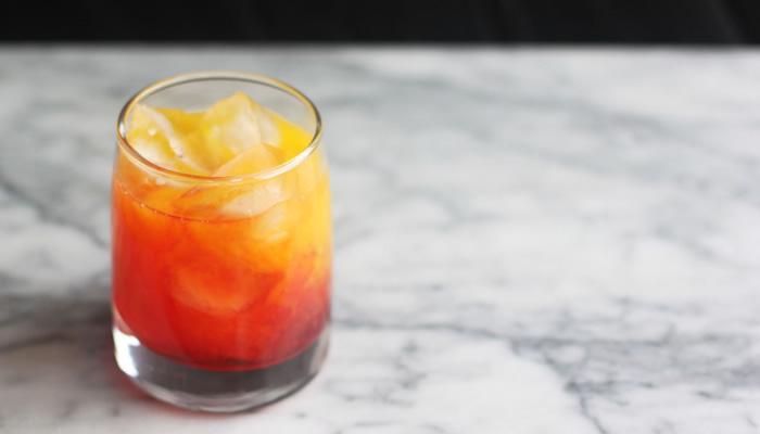 Bebidas Típicas da Itália: Garibaldi