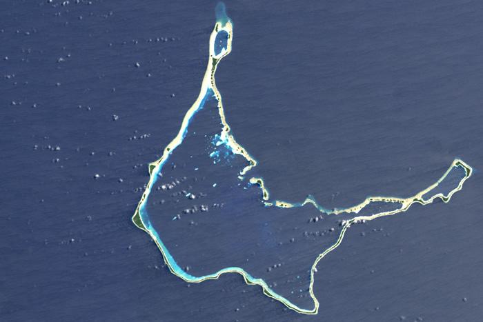 O que fazer nas Ilhas Marshall: Atol Arno
