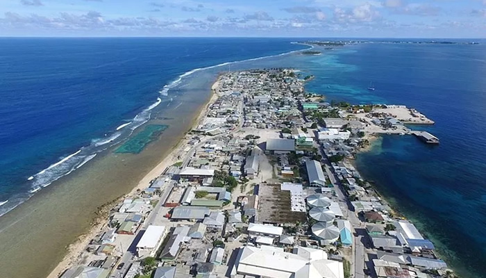 O que fazer nas Ilhas Marshall: Ebeye Island