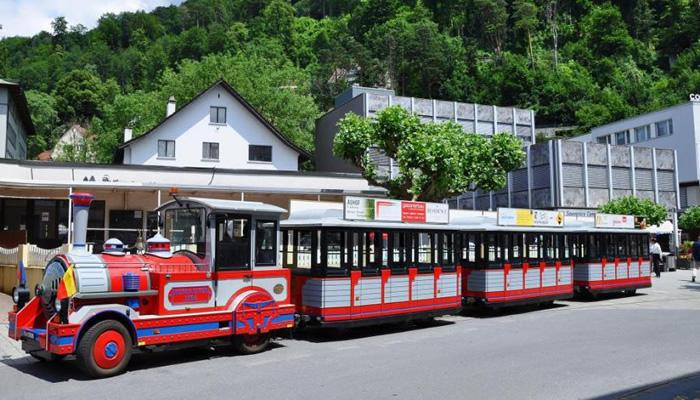 O que fazer em Liechtenstein: Citytrain