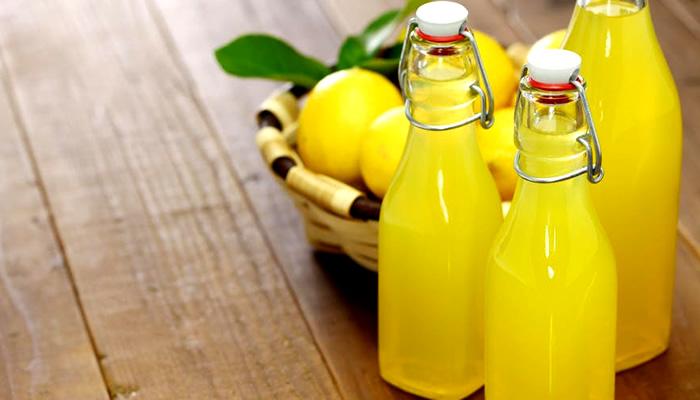 Bebidas Típicas da Itália: Limoncello