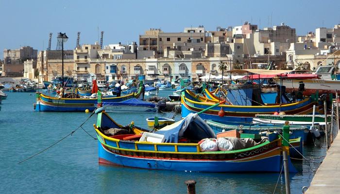 O que fazer em Malta: Marsaxlokk