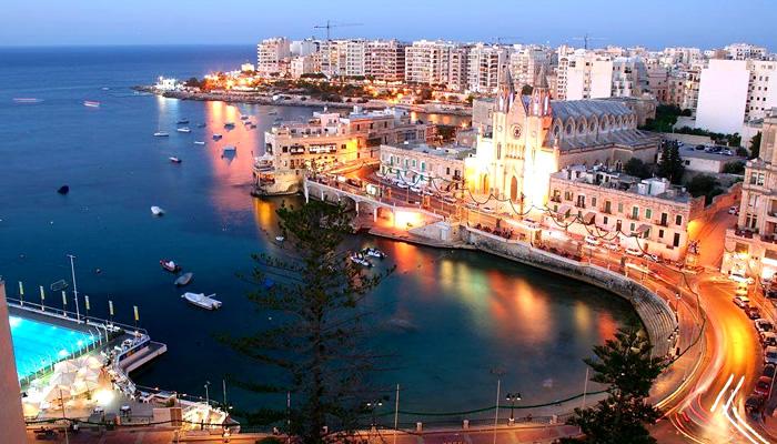 O que fazer em Malta: Saint Julian's