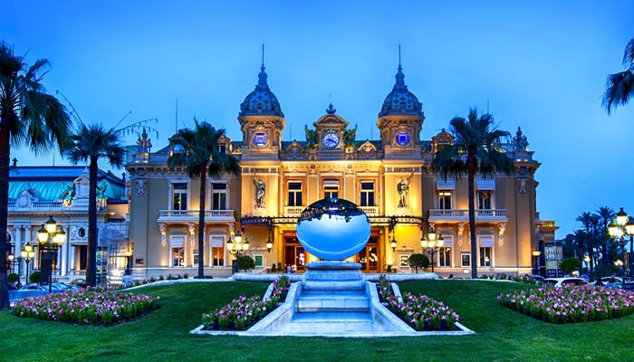 Principado de Mônaco: Cassino de Monte-Carlo