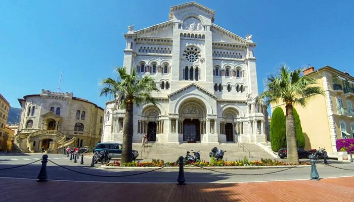 Principado de Mônaco: Catedral de São Nicolau