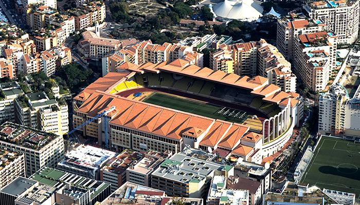 Principado de Mônaco: Estádio Louis II