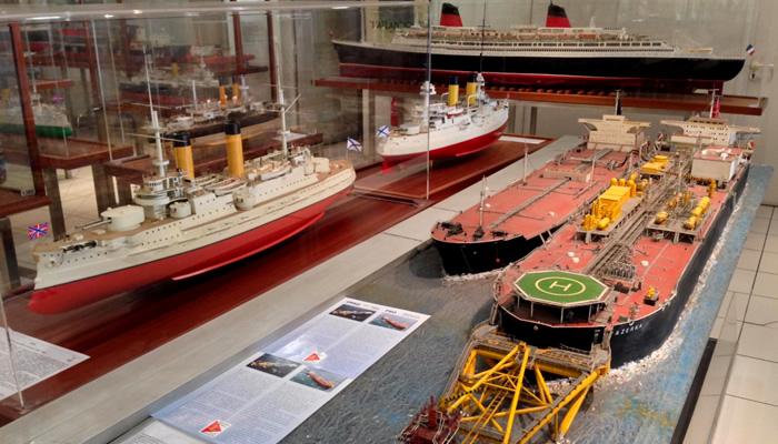 Principado de Mônaco: Museu Naval de Mônaco