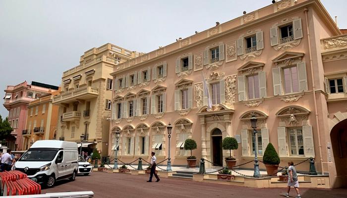 Principado de Mônaco: Palácio dos Príncipes de Mônaco