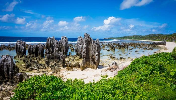 O que fazer em Nauru: Anibaire Bay