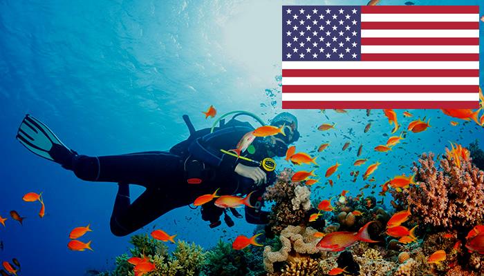 Quanto ganha um Biólogo Marinho nos Estados Unidos?