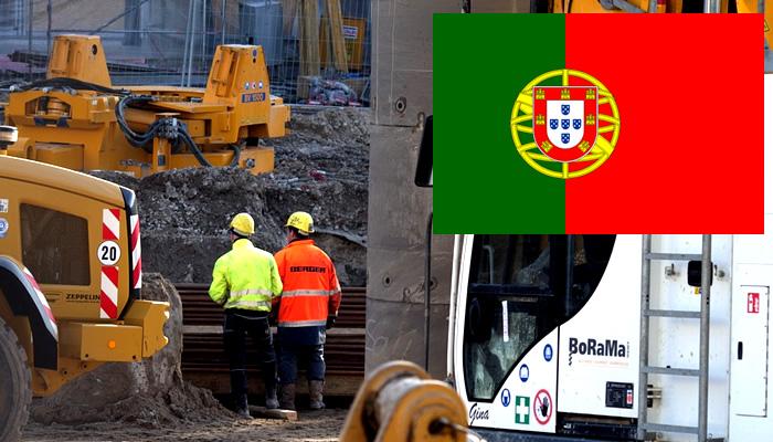 Quanto ganha um Engenheiro Civil em Portugal?