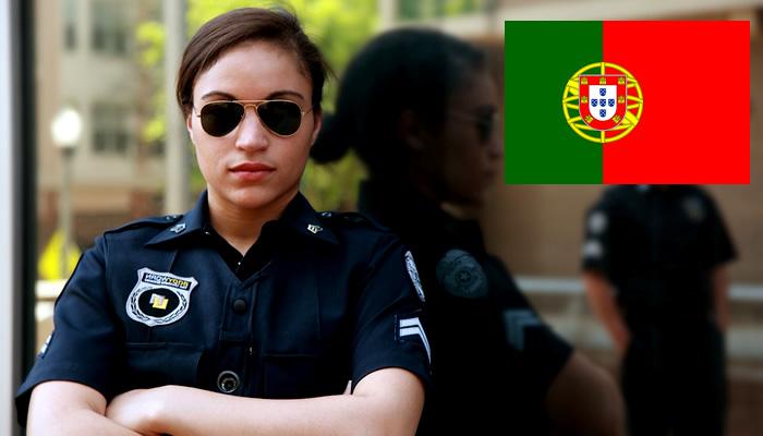 Quanto ganha um policial em Portugal?