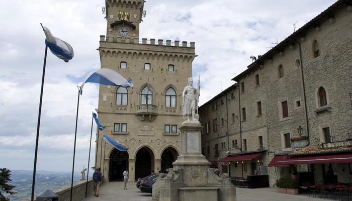 O que fazer em San Marino: Basílica de San Marino