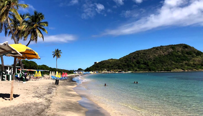 O que fazer em São Cristóvão e Névis: Frigate Bay