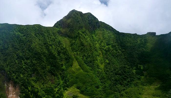 O que fazer em São Cristóvão e Névis: Mount Liamuiga