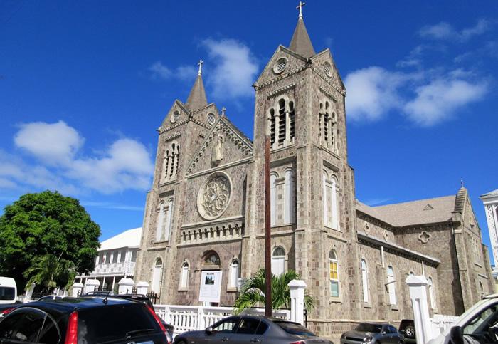 O que fazer em São Cristóvão e Névis: Catedral da Imaculada Conceição