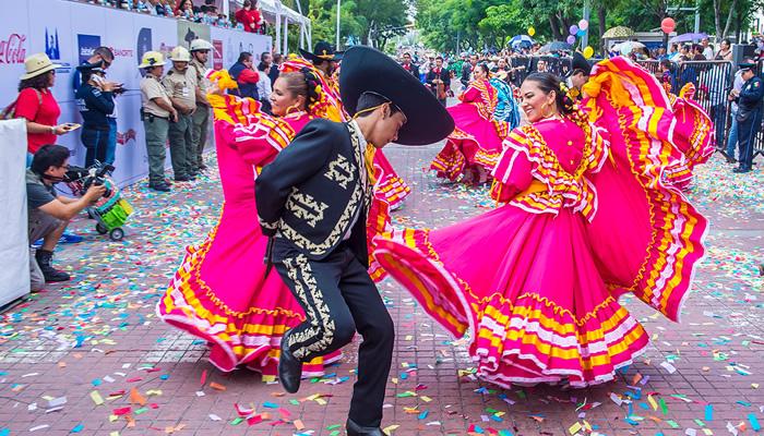 Danças Típicas do México: Trajes