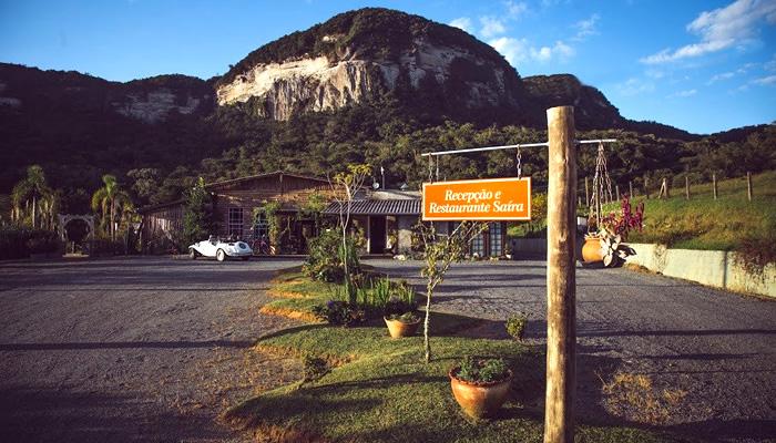 O que fazer em Rio dos Cedros/SC: Vale dos Ventos Chalé e Turismo
