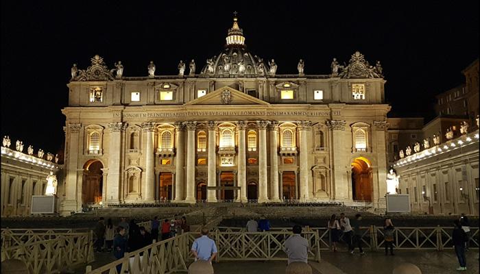O que fazer no Vaticano: Basílica de São Pedro
