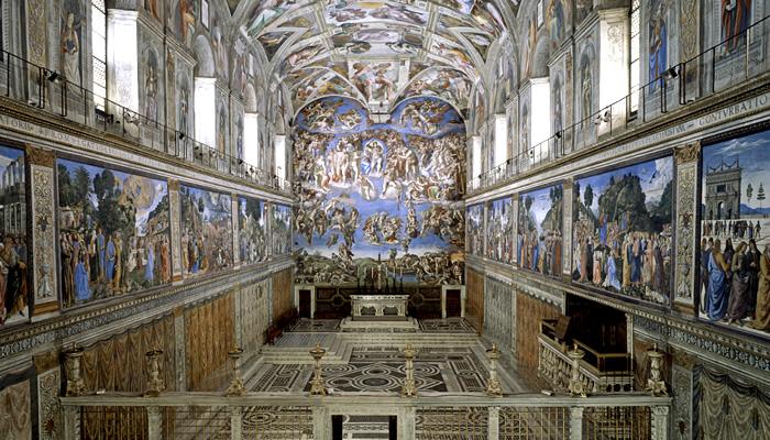 O que fazer no Vaticano: Capela Sistina