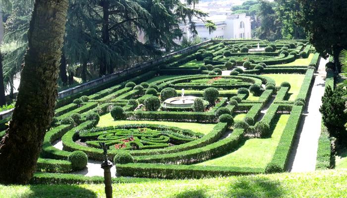 O que fazer no Vaticano: Jardins do Vaticano