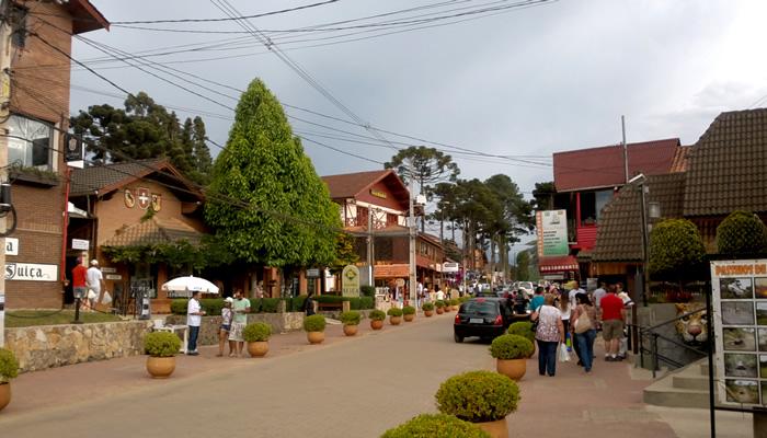 O que fazer em Monte Verde/MG: Avenida Monte Verde