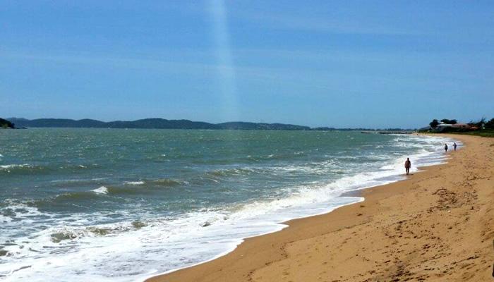 Praia Rasa, Búzios/RJ: Caminhada