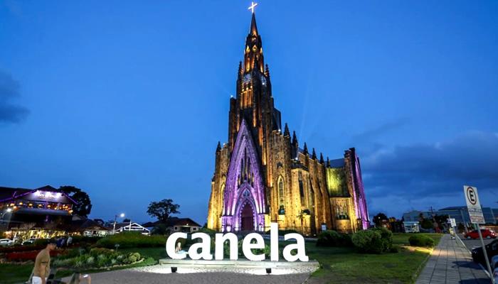 O que fazer em Canela/RS: Catedral de Pedra