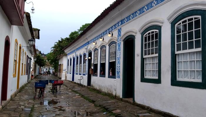O que fazer em Paraty/RJ: Centro Histórico