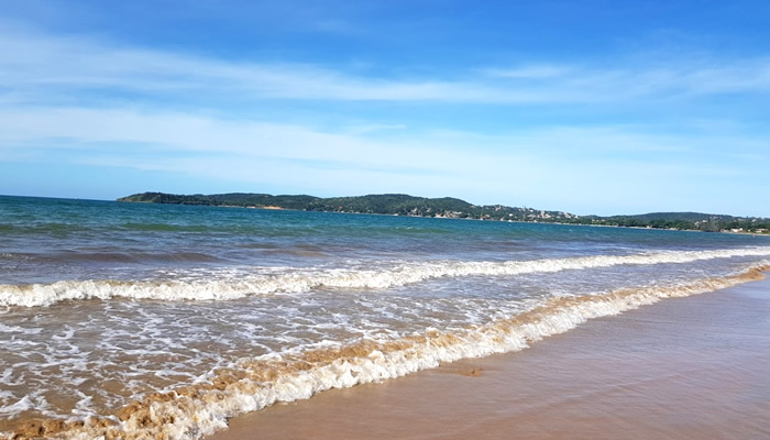 Conheça a Praia Rasa, em Búzios (RJ)