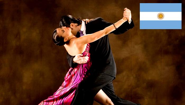 Danças Típicas da Argentina