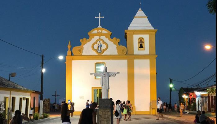 O que fazer em Arraial d'Ajuda/BA: Igreja Nossa Senhora d`Ajuda