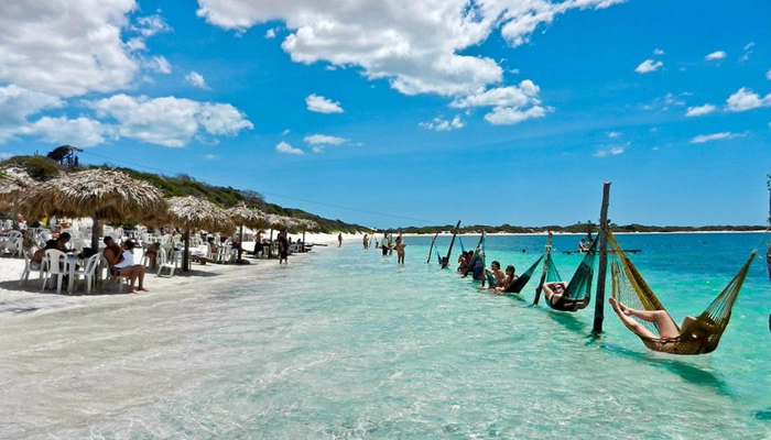 O que fazer em Jericoacoara/CE: Lagoa Azul