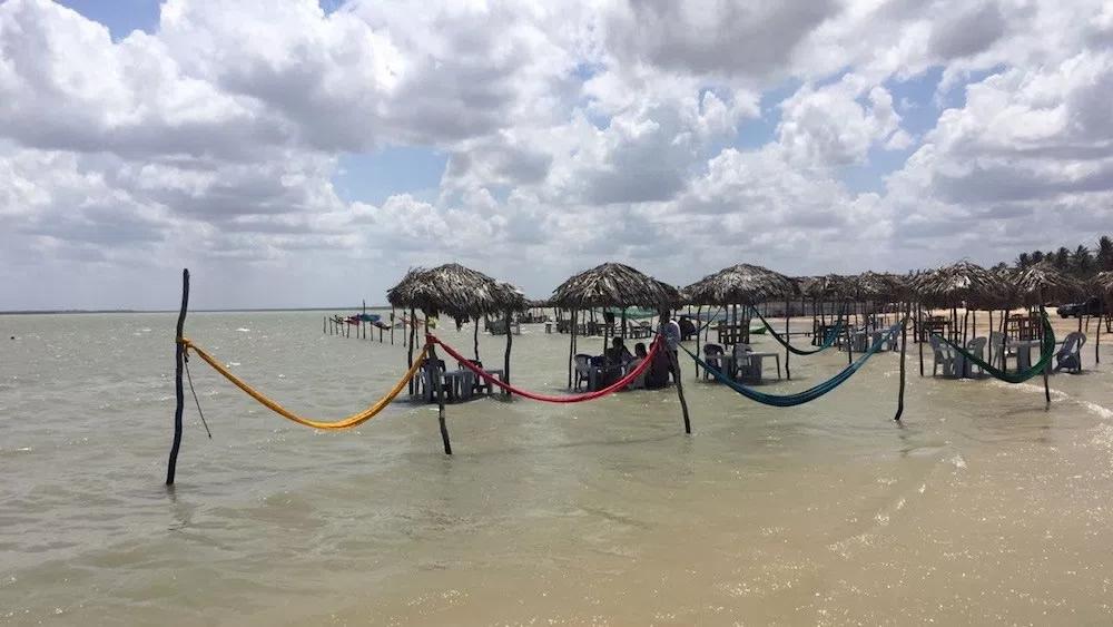 O que fazer em Jericoacoara/CE: Lagoa de Tatajuba
